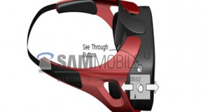Leaked Image of Samsung 'Gear VR' Virtual Reality Hits the Net