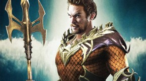 Aquaman Officially Cast, Movie in Development