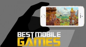 The 10 Best Mobile Games of August 2014