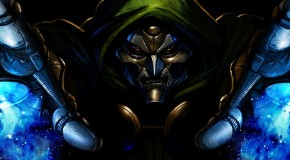 Leaked Dr. Doom Shot from 'Fantastic Four' Reboot Surfaces