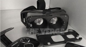 Leaked Image of Samsung VR Headset Surfaces Online