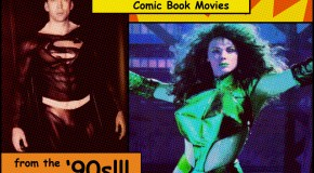 10 Aborted Comic Book Movies From The '90s