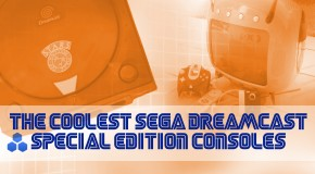 Gallery: The Coolest Sega Dreamcast Special Edition Consoles