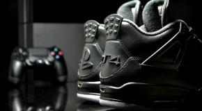 Sony Links With FreakerSneaks For JRDN 4 X PS4 Sneaker Bundle