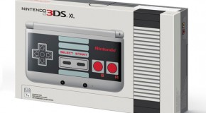 Nintendo Set to Release Three New 3Ds XL Designs Including NES Model