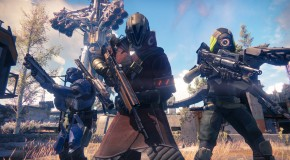 """New Destiny Live- Action Trailer Wants You to """"Become Legend"""""""