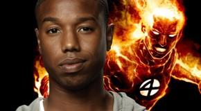 Michael B. Jordan Believes 'Fantastic Four' Reboot Will Be 'Epic'