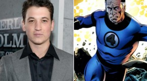 Miles Teller Says 'Fantastic Four' Reboot Will Have Different Tone