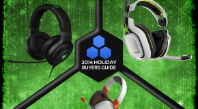 2014 Holiday Gift Guide: 5 Gaming Headsets You Must Own