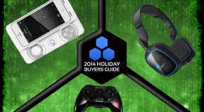 2014 Holiday Gift Guide: 10 Must-Have Mobile Gaming Accessories