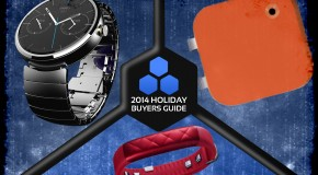 2014 Holiday Gift Guide: 10 Must-Have Wearables for Christmas