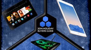 2014 Holiday Gift Guide: Top 5 Best Tablets