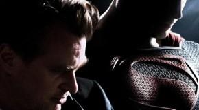 Christopher Nolan Refused 'Man of Steel' End Credits Scene