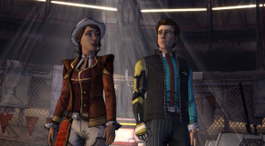 Telltale Releases The Inagural Episode From Tales From The Borderlands Today