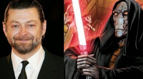 Andy Serkis Confirms He Has Just One Role in 'Star Wars: The Force Awakens'