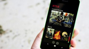 """Netflix Says Offline Viewing """"Never Going to Happen"""""""