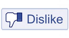 Facebook Contemplates Adding a Dislike Button