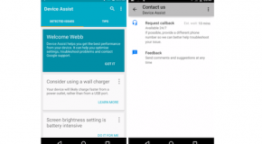 Live Troubleshooting With Google Device Assist App