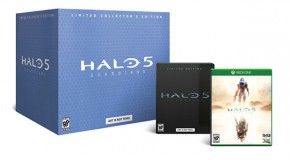 Microsoft Announces Halo 5: Guardians Limited and Collector's Editions
