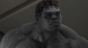 Is the Hulk Going Grey in 'Avengers: Age of Ultron'?