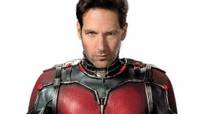 Marvel Unveils 'Ant-Man' Teaser Trailer & Poster, EW Gives First Look at Paul Rudd in Costume