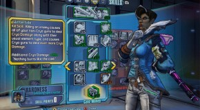 Lady Hammerlock Joins the Borderlands: The Pre-Sequel Cast