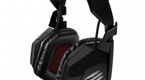 Mad Catz Ships The F.R.E.Q. 9 Wirless Surround Sound Headset Today