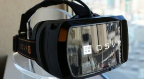 Razer Announces VR Headset and Forge TV Service at CES 2015