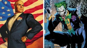 Lex Luthor Teaming With The Joker in 'Suicide Squad'?