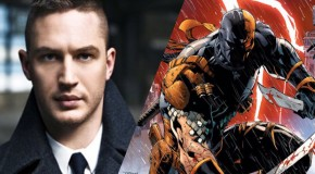 Tom Hardy Leaves the 'Suicide Squad'