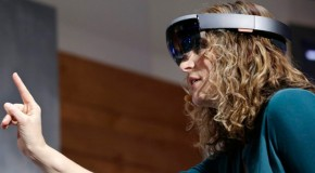 Microsoft's Windows 10 Event Introduces New Software Features & HoloLens AR Headset