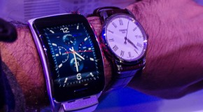 Samsung Rumored to Launch Circular Smartwatch at MWC 2015