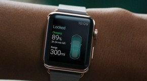 Tim Cook Wants Apple Watch to Open and Start Your Car
