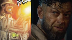 Marvel Confirms Andy Serkis's Role in 'Avengers: Age of Ultron'