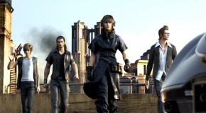 Final Fantasy XV Director Addresses Progress