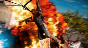 "Just Cause 3 Gets Explosive ""Firestarter"" Trailer"