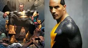 Dwayne Johnson Provides Update for 'Shazam'