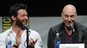 Patrick Stewart Hints at Role in the Next 'Wolverine' Film