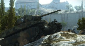 World Of Tanks Is Headed To Xbox One