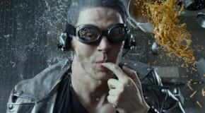 Evan Peter Talks Quicksilver in 'Avengers: Age of Ultron' and 'X-Men: Apocalypse'