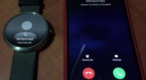 Latest Android Wear Shows OS Accepting Incoming Calls