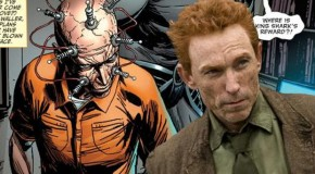 Jackie Earle Haley Rumored to Play The Thinker in 'Suicide Squad'