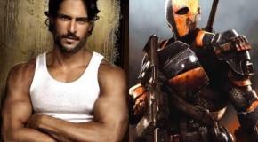 Joe Manganiello Take On Deathstroke Role in 'Suicide Squad'
