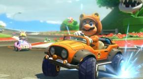 Nintendo Gives First Look at New Mario Kart 8 200cc Class