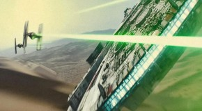 Second 'Star Wars: The Force Awakens' Trailer Attached to 'Age of Ultron'