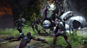New Elder Scrolls Online Gameplay Trailer Shows Console Action