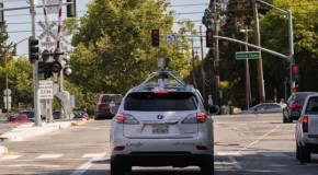 Self-Driving Cars Have Had 11 Crashes, According to Google