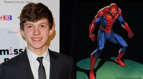 Tom Holland Cast As The New Spider-Man in Marvel Universe