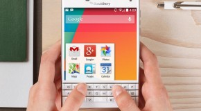 BlackBerry's Android Phone Leak Online?