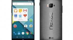 LG Nexus 2015 Concept is Pure Android Luxury